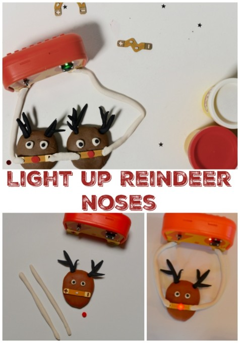 light up reindeer noses