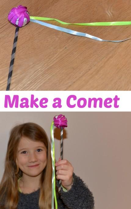 Make a comet