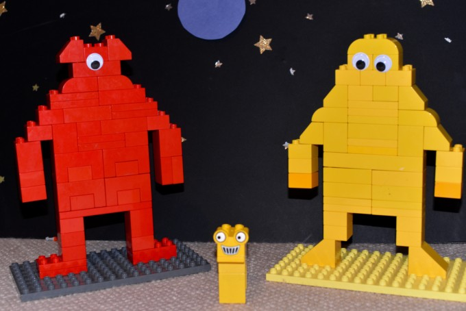 DUPLO Monsters