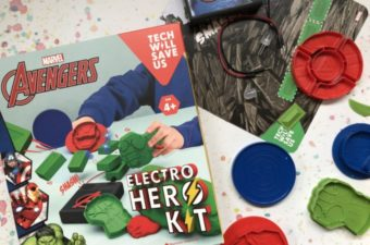 Win an Electro Hero Kit from TWSU
