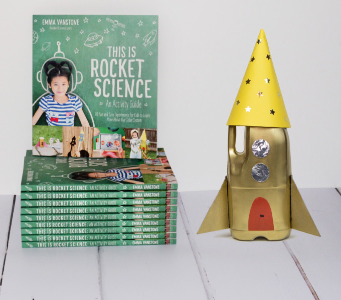 This Is Rocket Science book - space science for kids