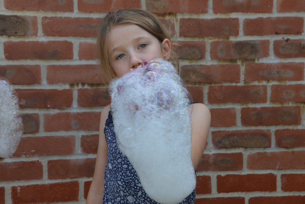 Bubble Snake - science for kids