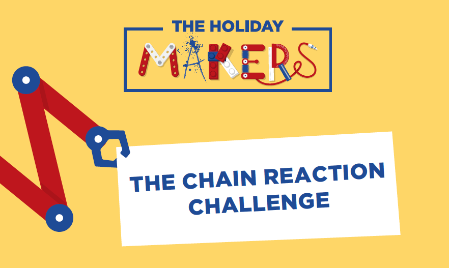 Chain Reaction Challenge - The Holiday Makers