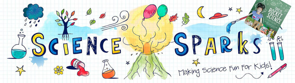 Science Sparks - Awesome Science Experiments for Kids of all ages.