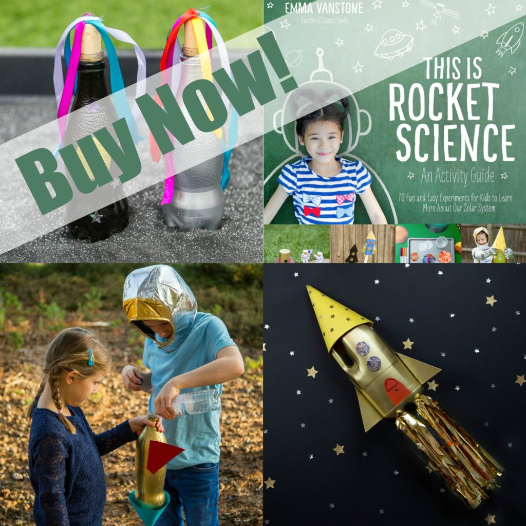 Image of This Is Rocket Science book - space science book for kids