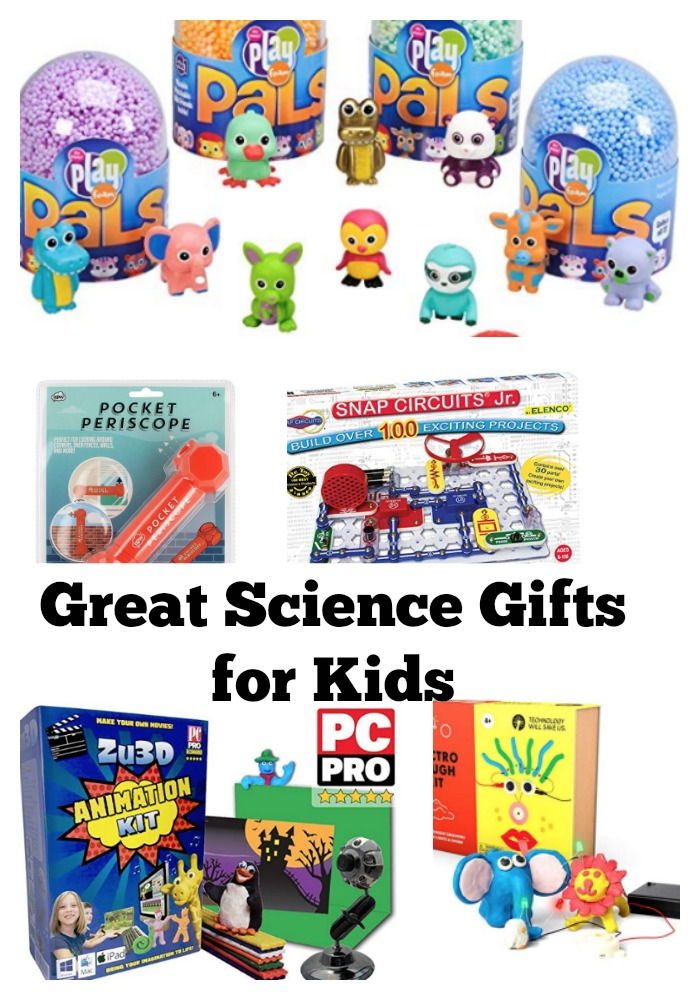 great science kits for kids