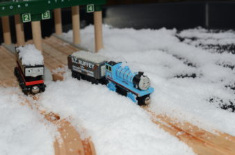Insta snow Powder - Thomas the Tank Engine