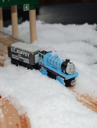Insta snow Powder - Thomas the Tank Engine