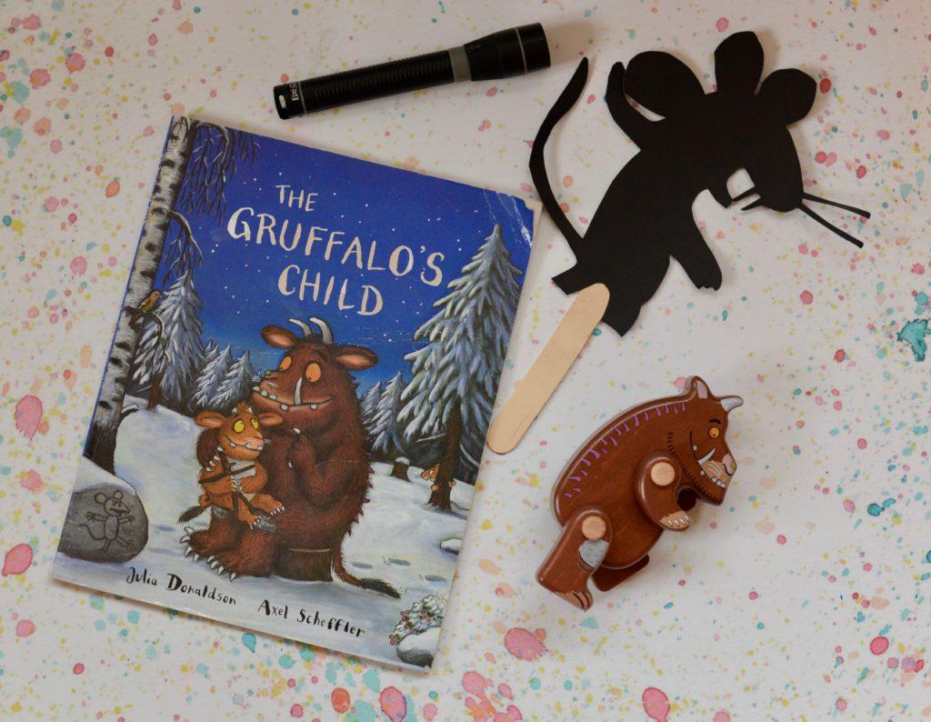 Gruffalo Shadow Puppets