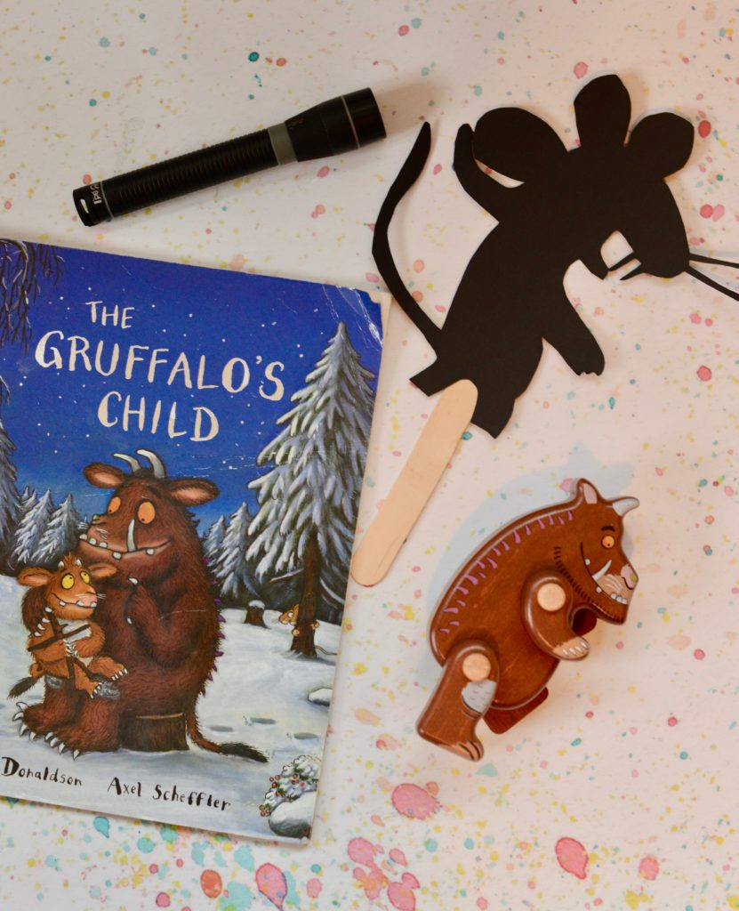 The Gruffalo's Child Shadows