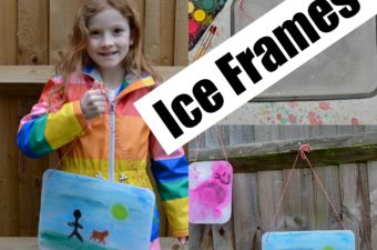 Ice Painting Frames