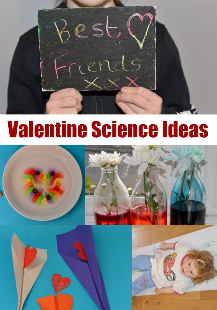 Easy Valentine Science Activities for kids #scienceforkids #scienceexperimentsforkids #STEMforkids