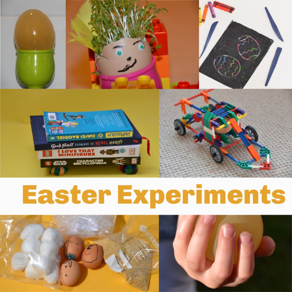 Easter Science Great Easter Experiments For Kids Science Sparks