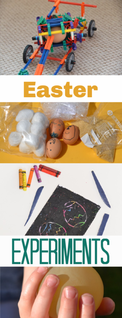Easter Science Experiments