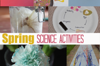 20 Spring Activities for Kids – Science