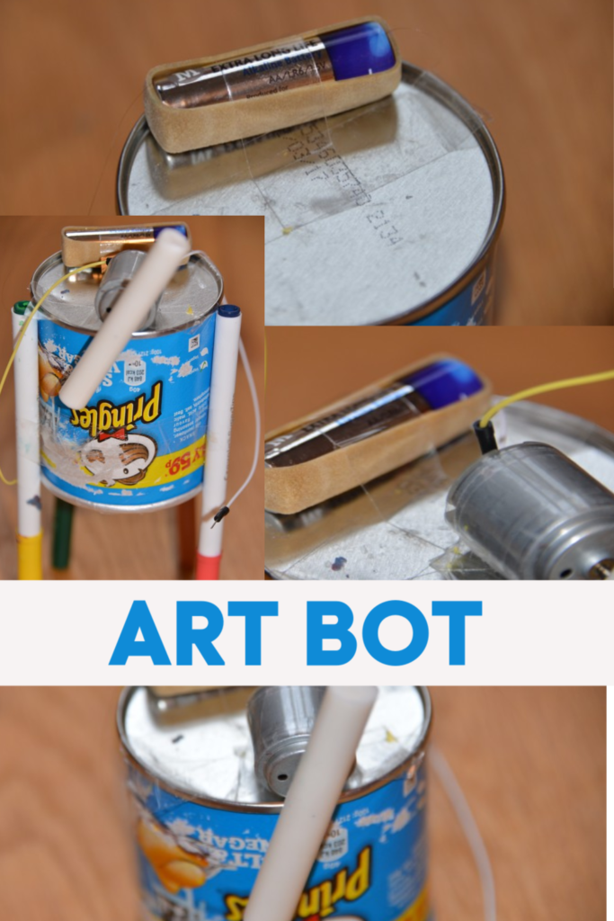 How to make an art bot ( scribble bot ) brilliant STEM activity for kids of all ages #scienceforkids #STEMforkids #Designandtechnology