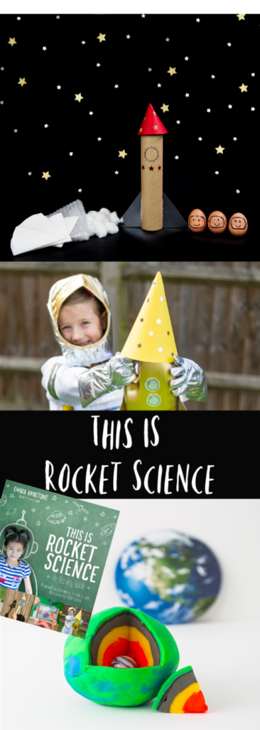 This IS Rocket Science. 70 AWESOME Space Science Experiments for kids. Make a space marble run, gravity pinball machine, bottle rocket, volcano model and other fun science experiments for kids scienceforkids #scienceexperimentsforkids #spacescience
