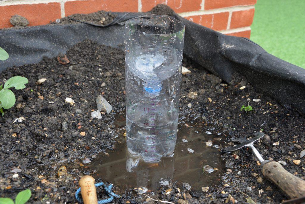 Rain Gauge - easy weather science for kids