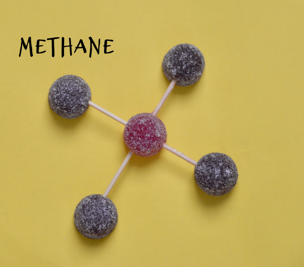 Greenhouse Gas - Methane model