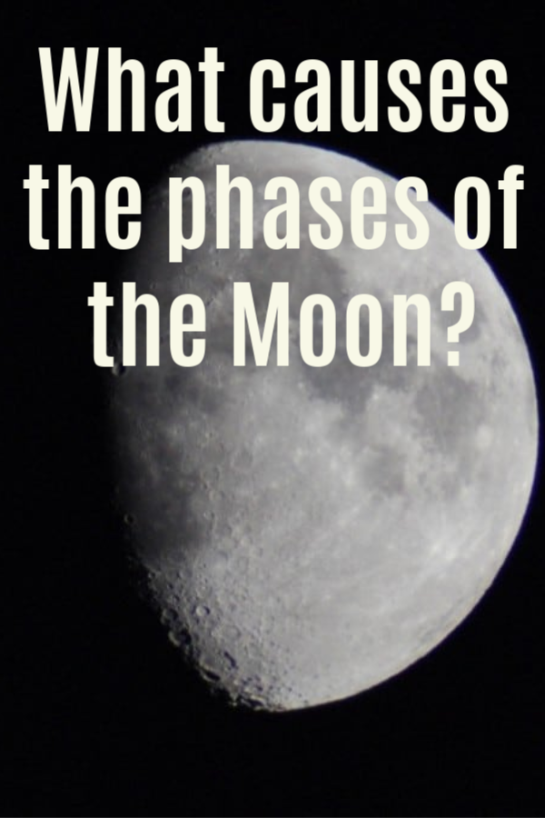 What causes the phases of the moon? What's a lunar year? Why do we only see one side of the moon? Find out with these fun activities.