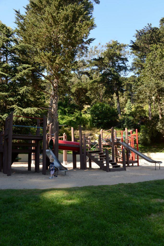playground in golden Gate Park