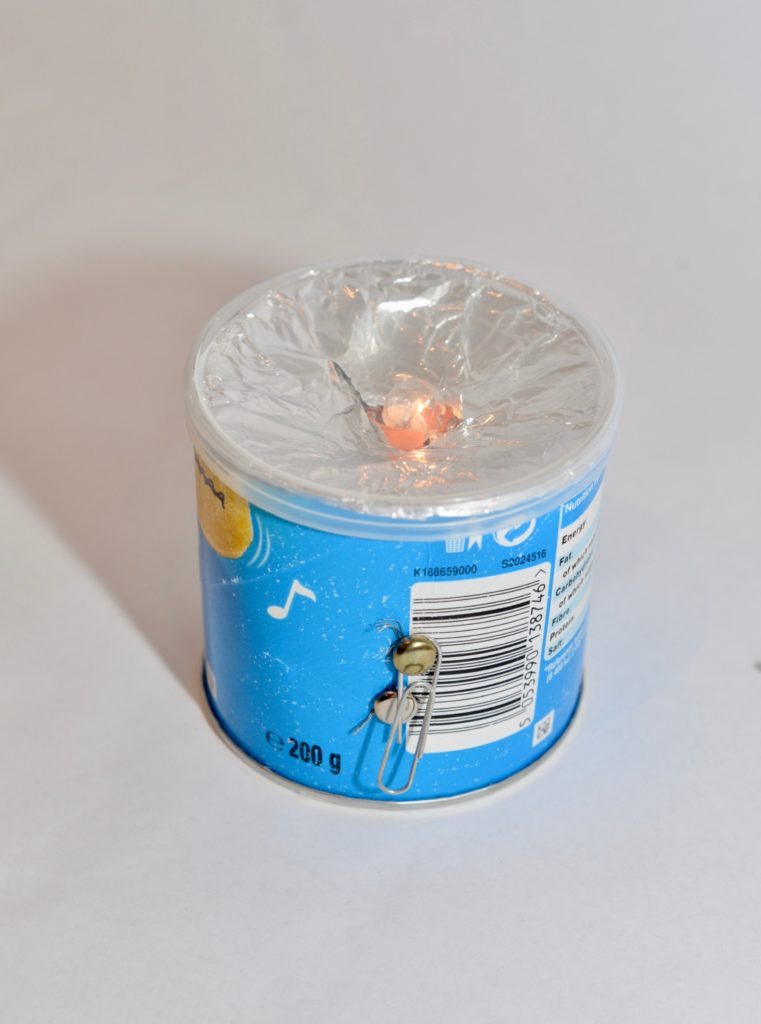 DIY torch