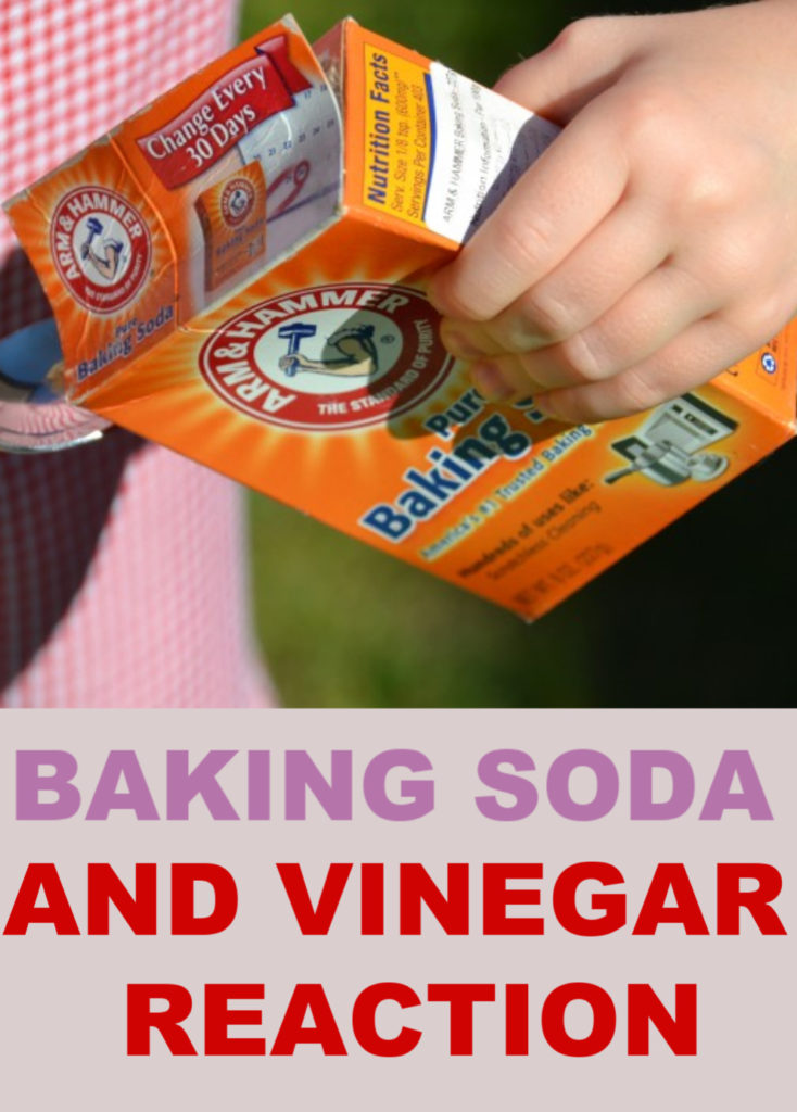 what is the baking soda and vinegar reaction? #bakingsodaexperiment #bakingsodareaction