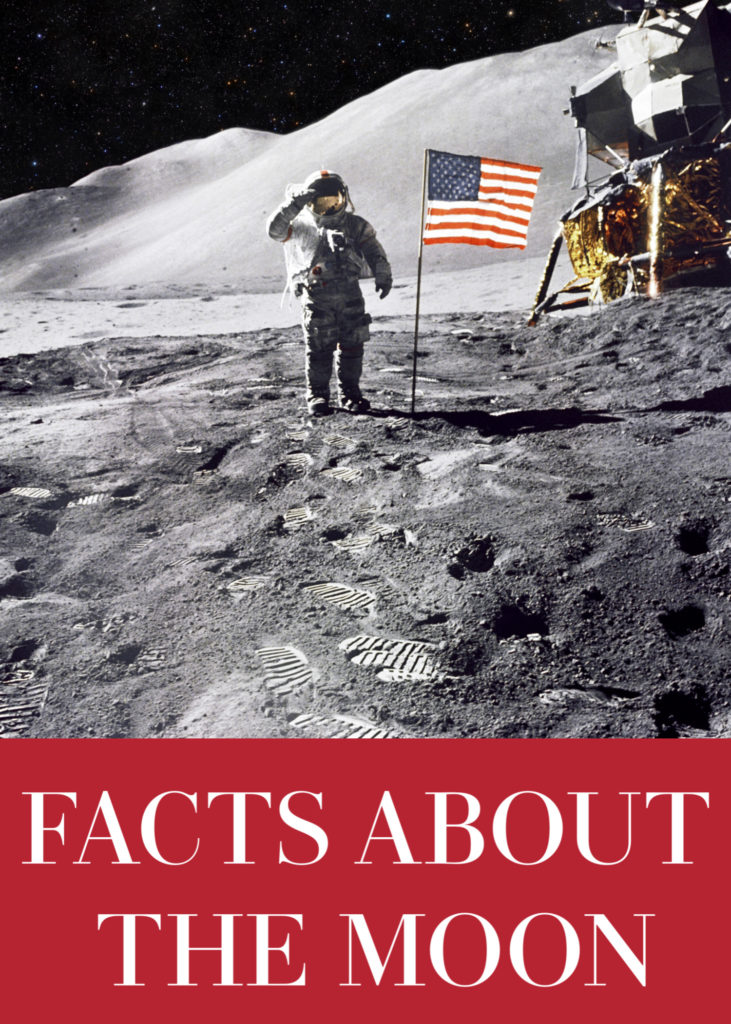 Fun facts about the Moon. Find out how long it would take to fly from the Moon to the Sun , how hot it is on the Moon and whether Buzz Aldrin's footprint is still there! #Moon #Scienceforkids #ScienceFacts