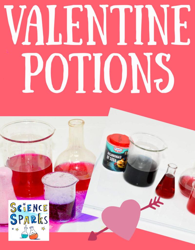 Valentine's Day Potions