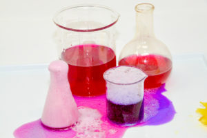 Colour Changing Valentine's Potions