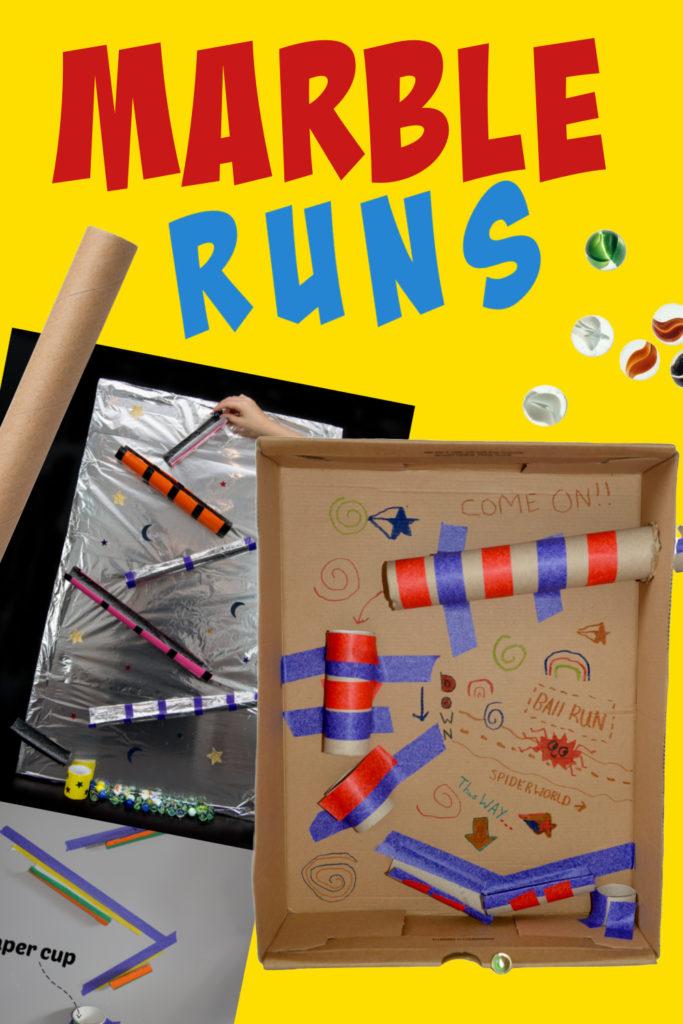 marble run ideas for kids