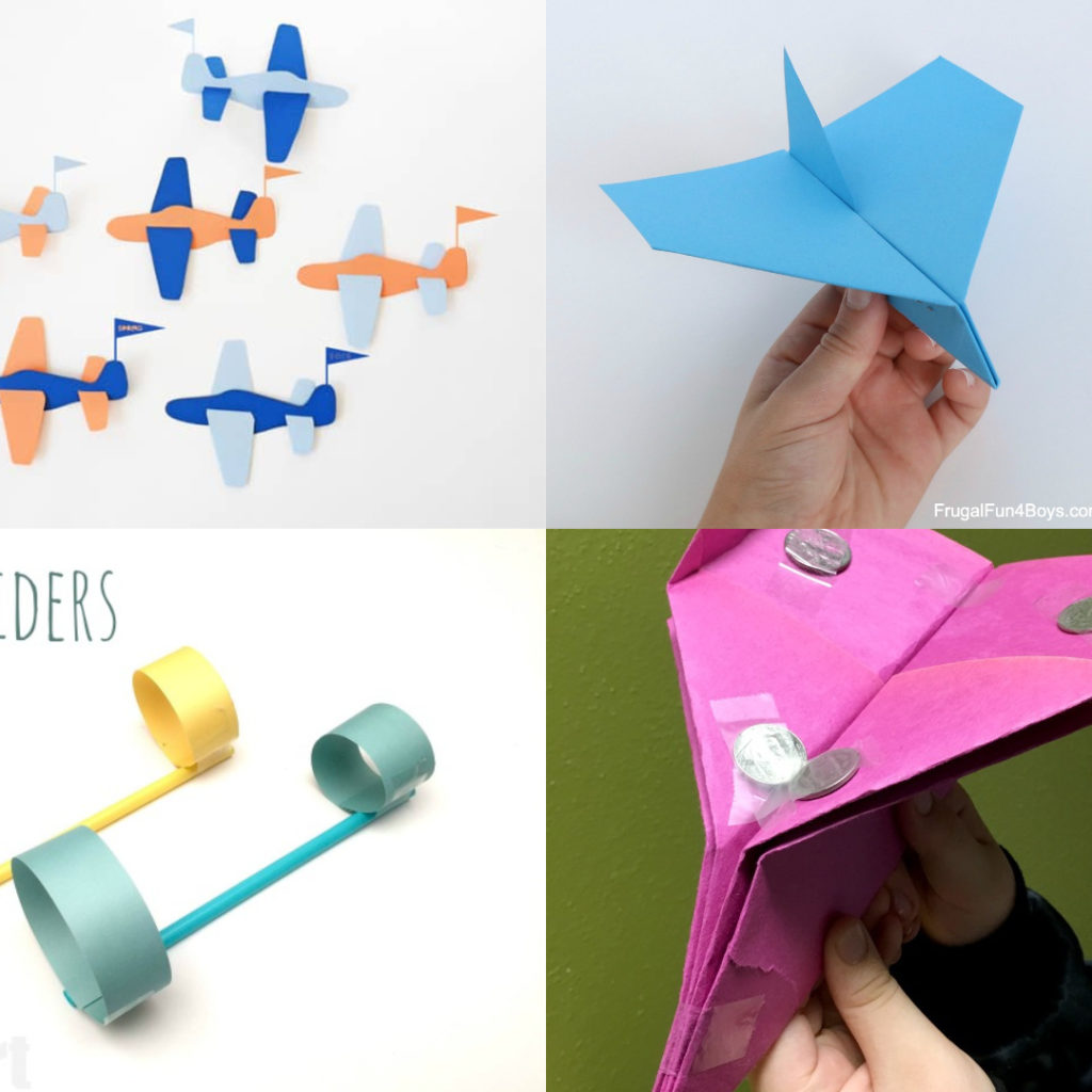 Paper gliders, paper planes and other paper aeroplane STEM challenges #STEM #Scienceforkids #STEMforKids