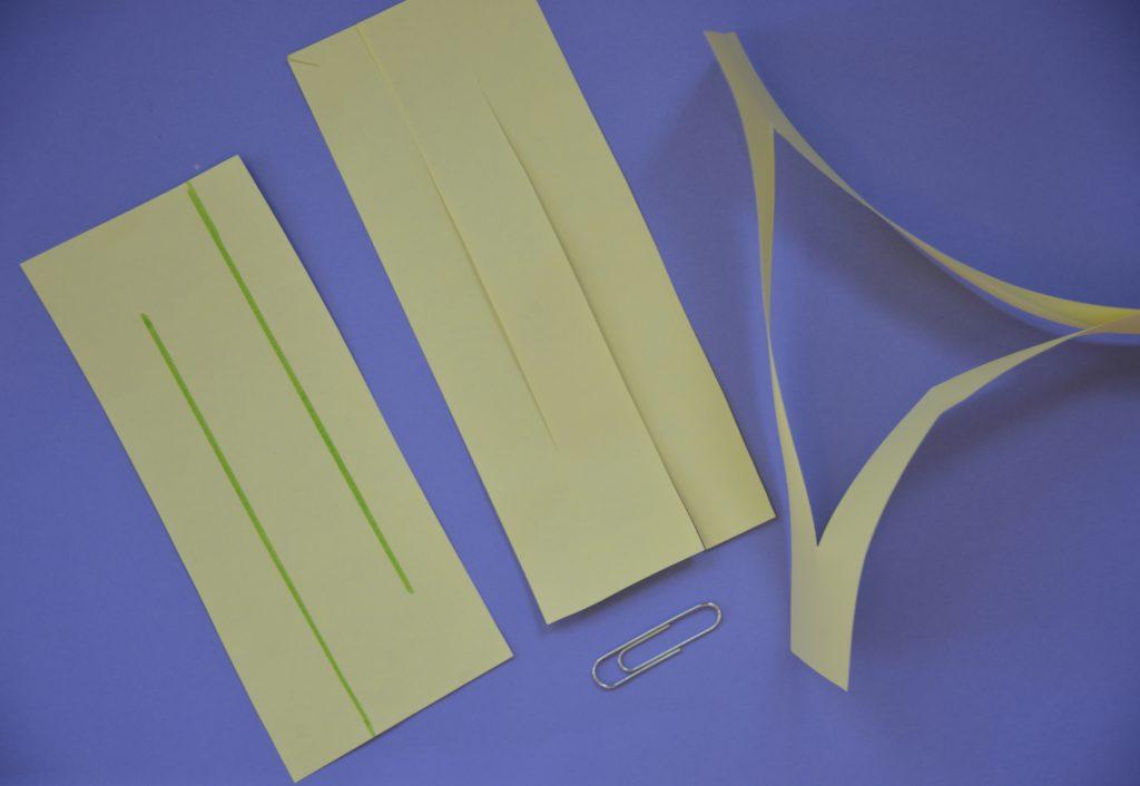 Paper spinner