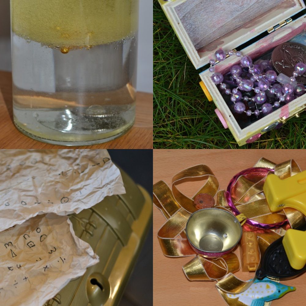 Pirate science experiments for Early years #earlyyearsscience #piratescience