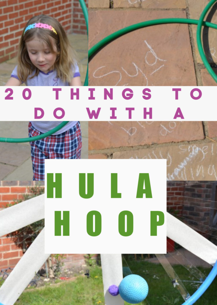 20 fun things to do with a hula hoop. Make a hula hoop venn diagram, skip, sort food and more hula hoop activities  #hulahoop #scienceforkids #funscience