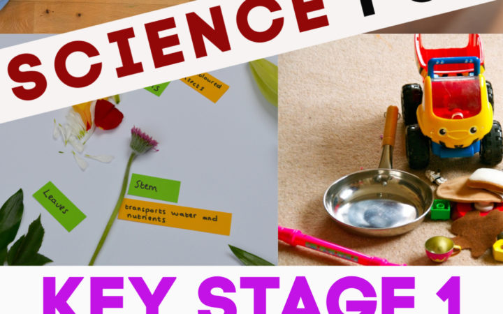 Easy science experiments for Key Stage 1