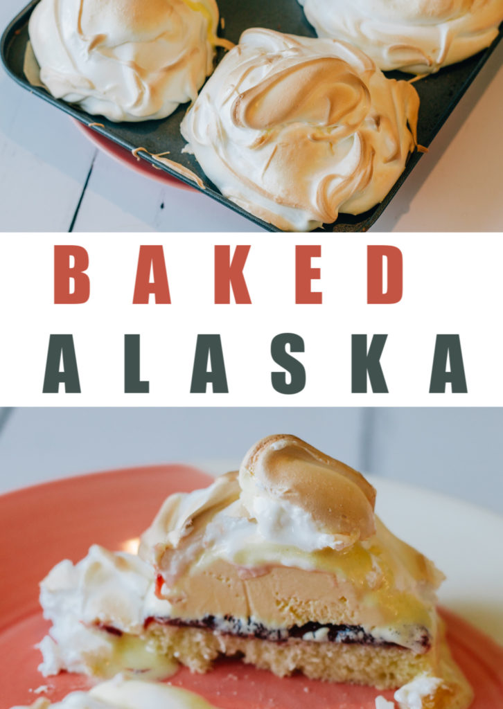 Find out how you can put ice cream in the oven without it melting, by making a Baked Alaska. #KitchenScienceforkids #Scienceforkids