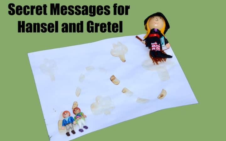 Hansel and Gretel Messages