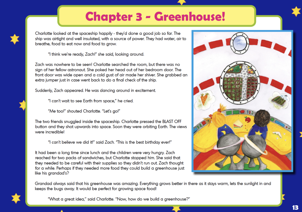 Free - sample chapter Enquiring Explorers - Space #scienceforkids #sciencebooks #funscience #spacescience
