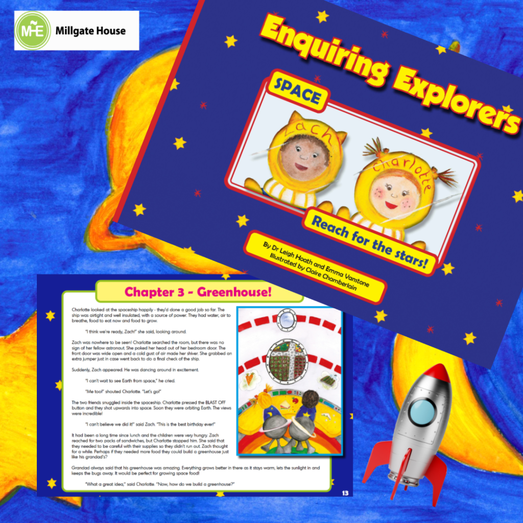 Enquiring Explorers - Space