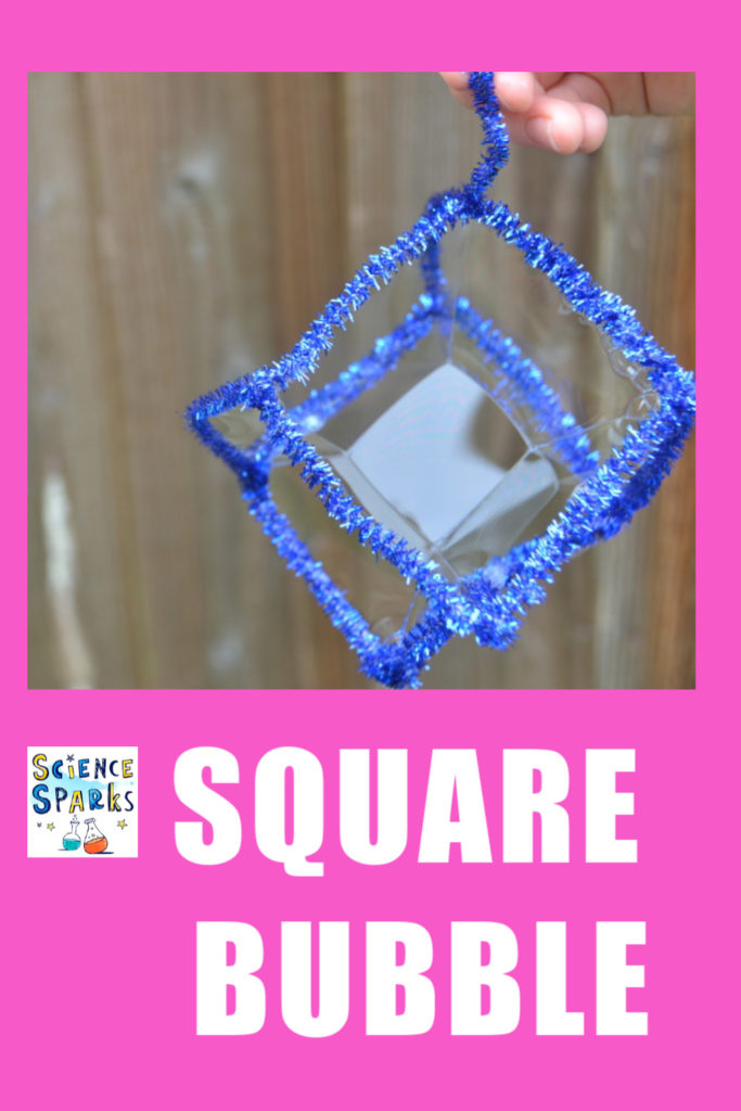 square bubble
