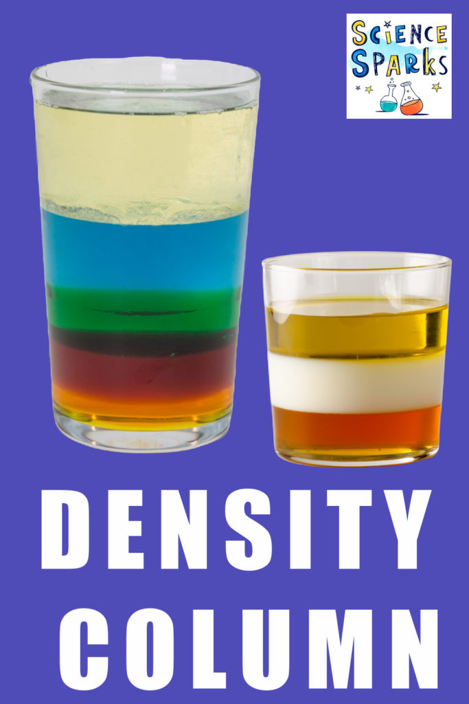Make a density column