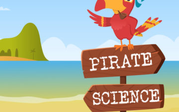 pirate science for early years