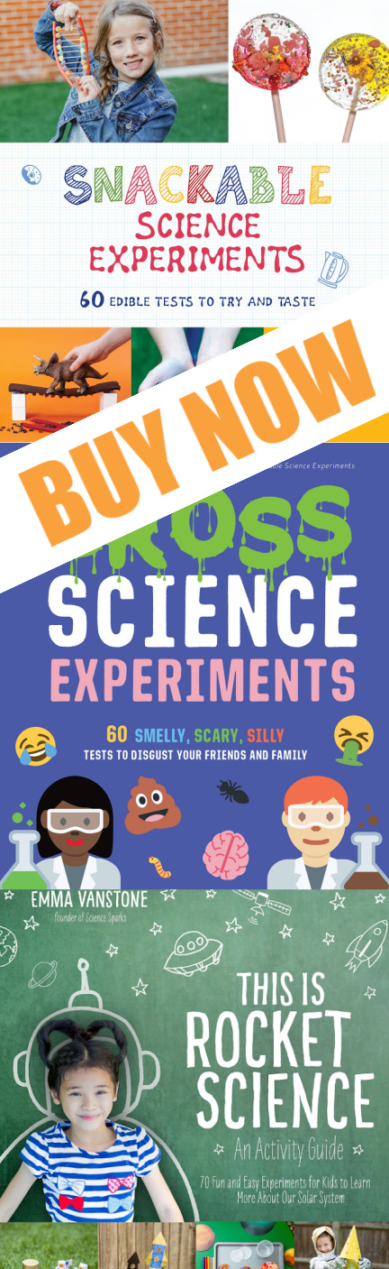 Science Sparks Books