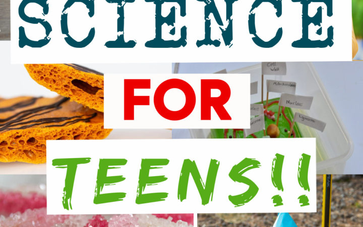 science for teens