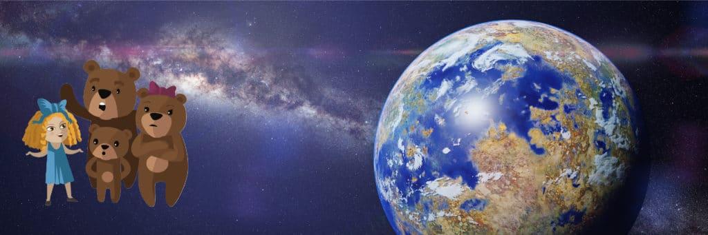 Goldilocks planet