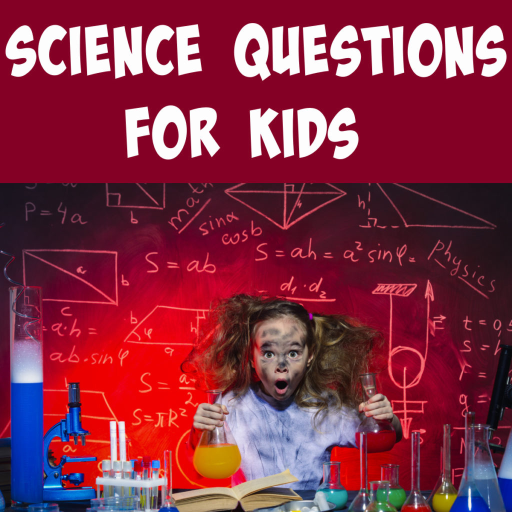 Ever wondered why dogs lick, why the sky is blue or what climate change is? Find out the answer to these and more science science kids ask #scienceforkids #kidssciencequestions
