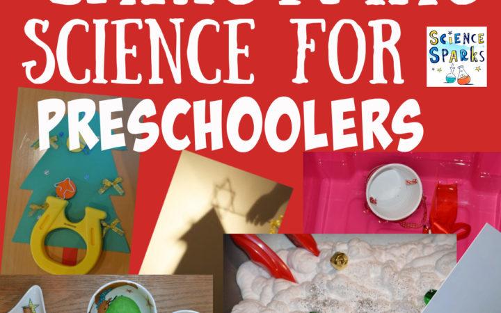 Christmas science for preschoolers