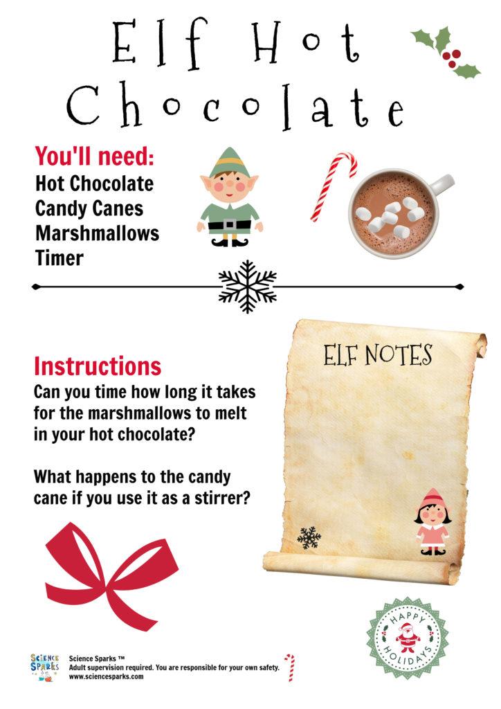 Elf Hot Chocolate
