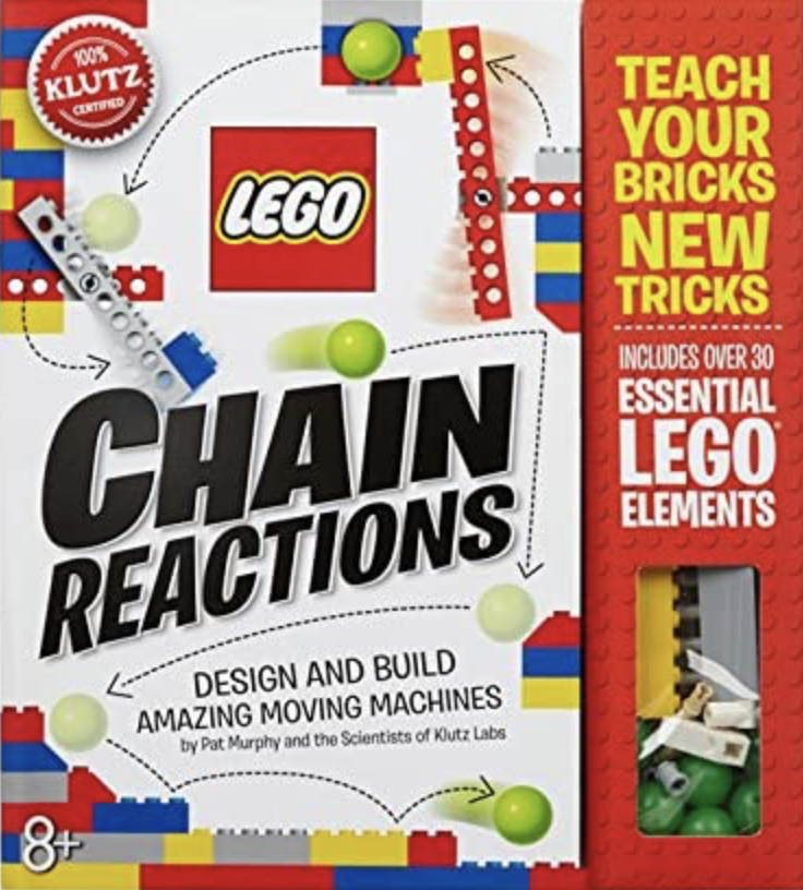 LEgo Chain Reactions Set